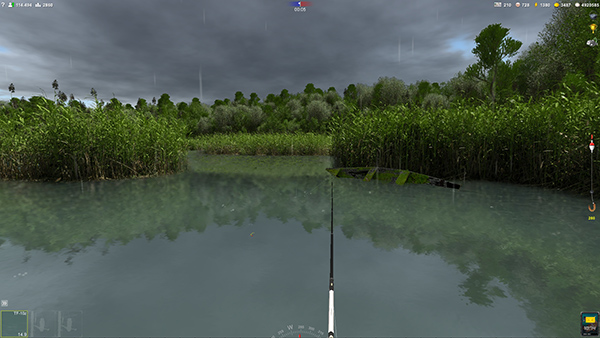 Screenshot TrophyFishing 2
